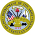 the official seal for the US Department of Army
