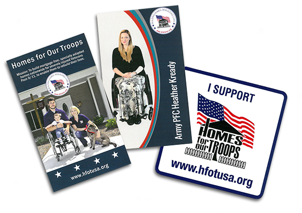 Support Homes for Our Troops