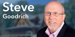 steve Goodrich president and CEO