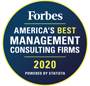 COE Makes 2020 Forbes Listing of America's Best Management Consulting Firms